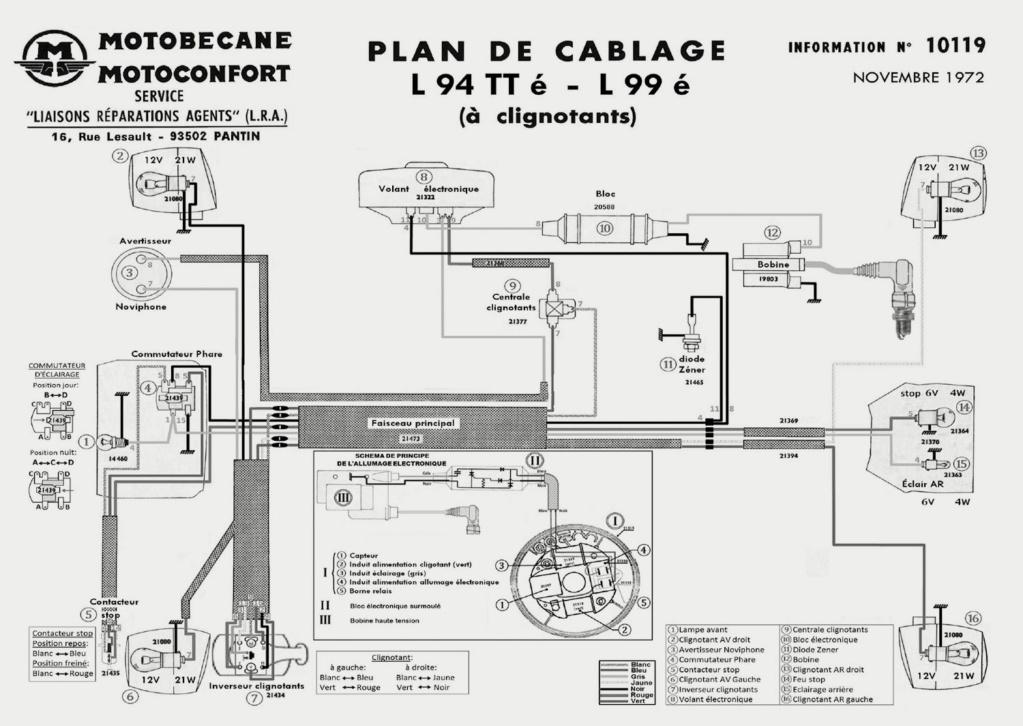 Faisceau électrique av92 A00314
