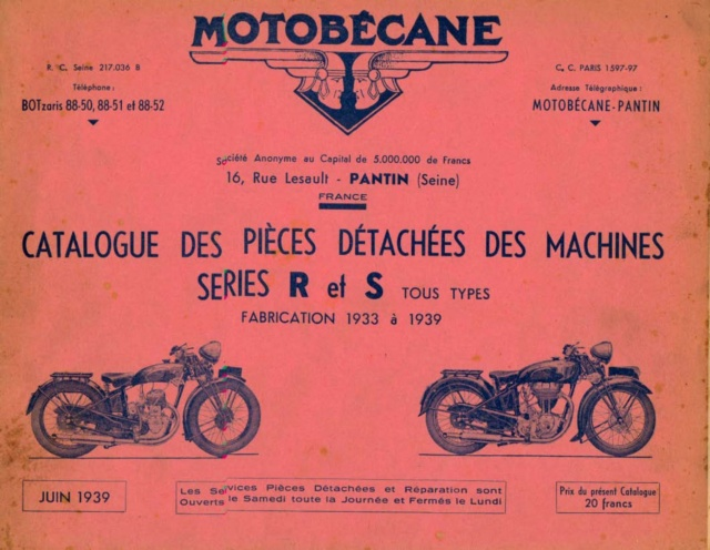 Motobecane 500 A0410