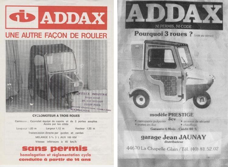 Presentation rénovation d'une voiturette sans permis SNUGGY - CHARLY Addax_10
