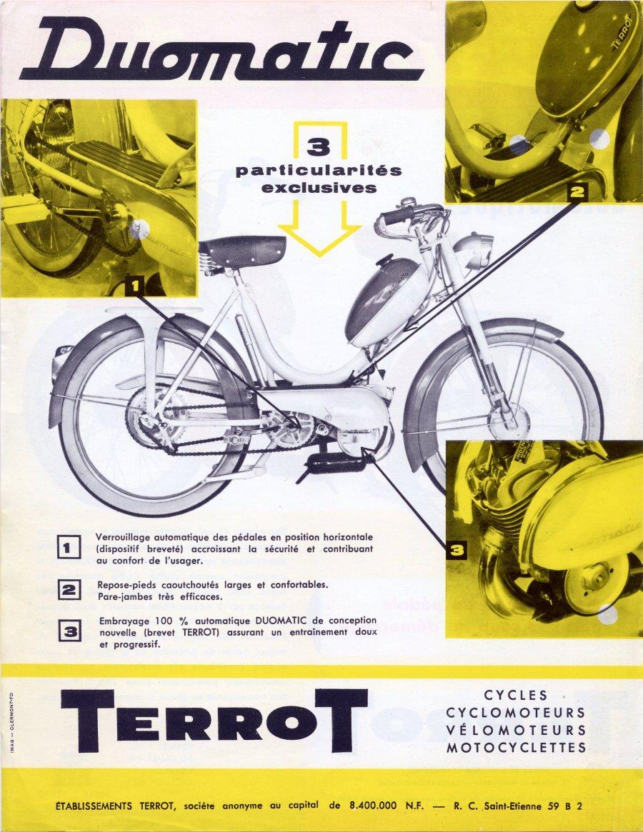 Restauration Terrot Duomatic TL 3 S Automo44