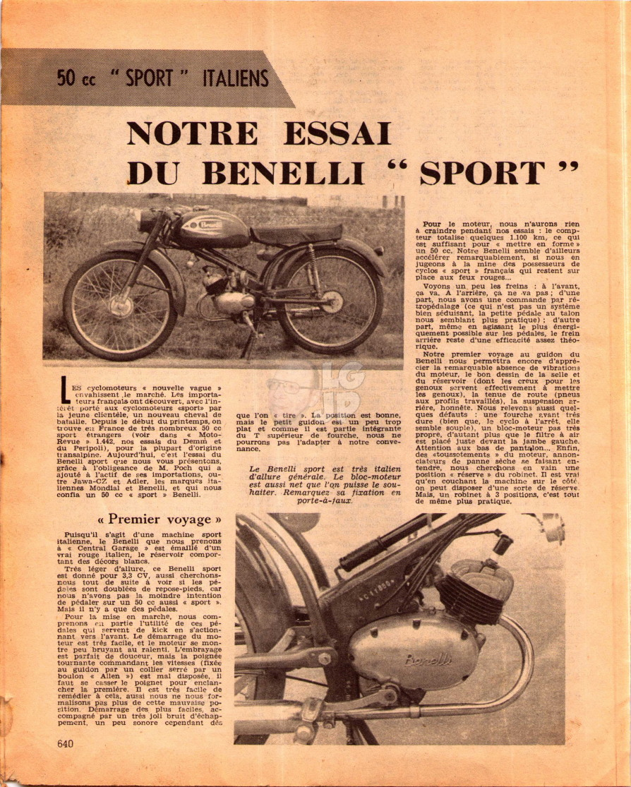 Benelli 1956? Benell25