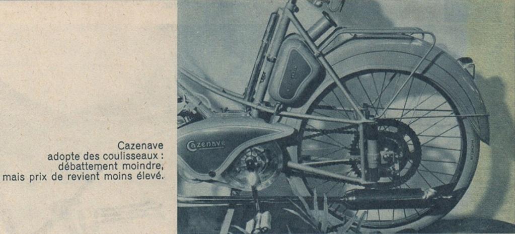 Vélomoteur Cazenave Cazena16