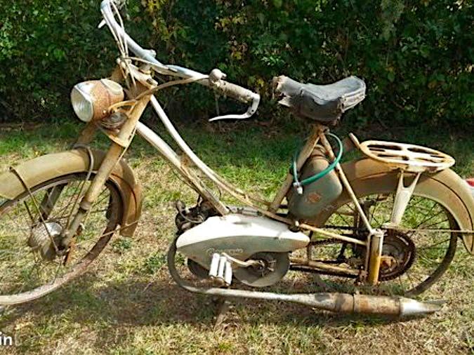 Vélomoteur Cazenave Cazena17