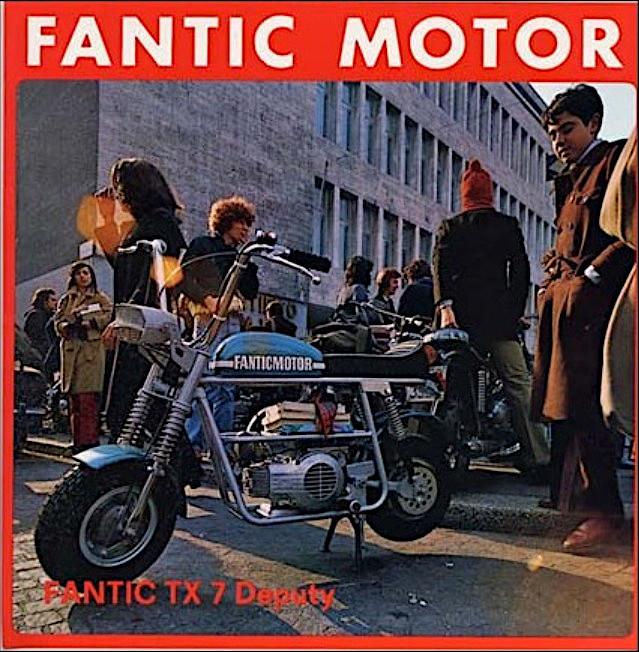 Fantic TX7  Deputy Fantic33