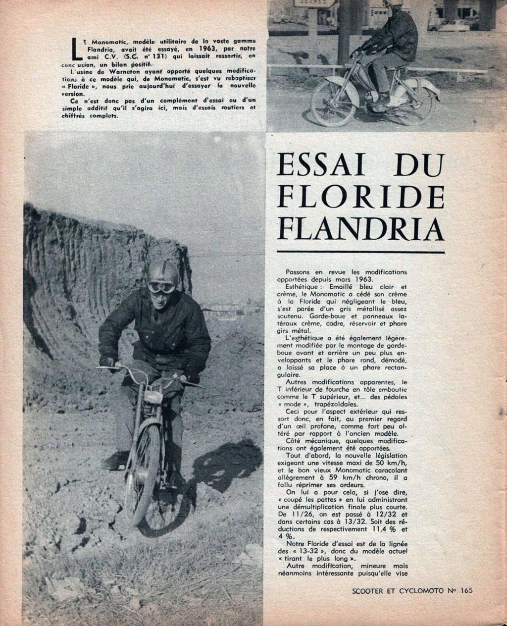 FLANDRIA FLORIDE  Fland103