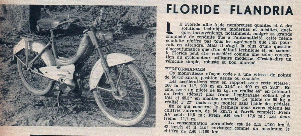 FLANDRIA FLORIDE  Fland105