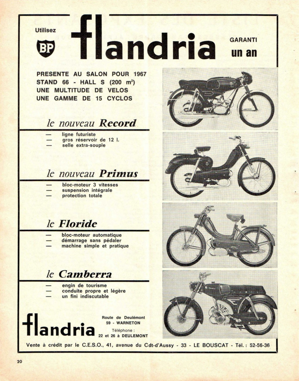 FLANDRIA FLORIDE  Fland109