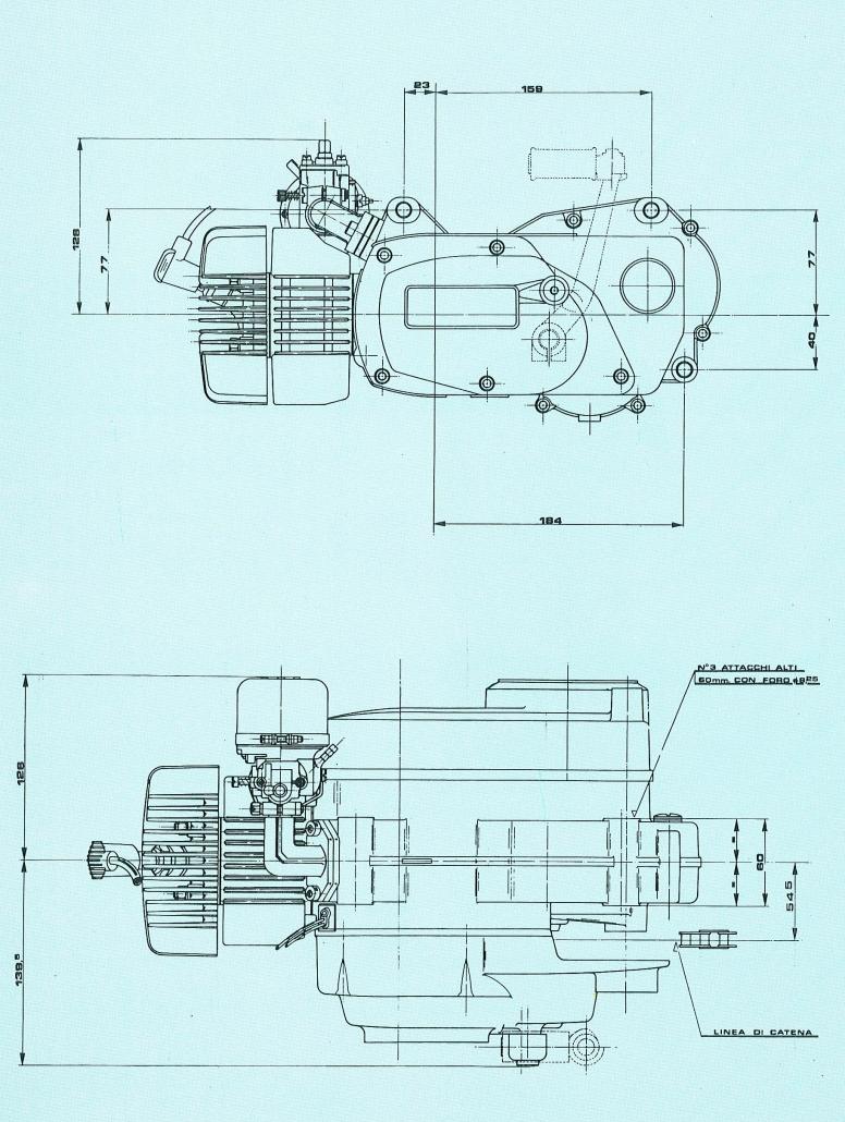 Malaguti Ch 50 de 1984 Franco18