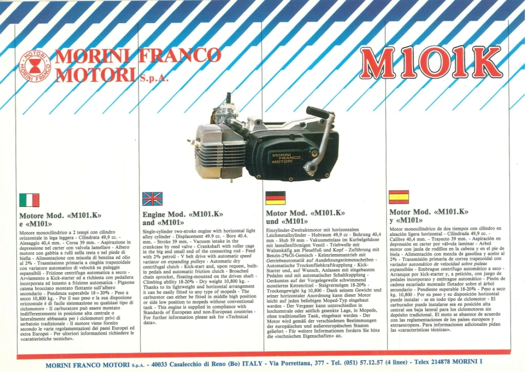 Malaguti Ch 50 de 1984 Franco19