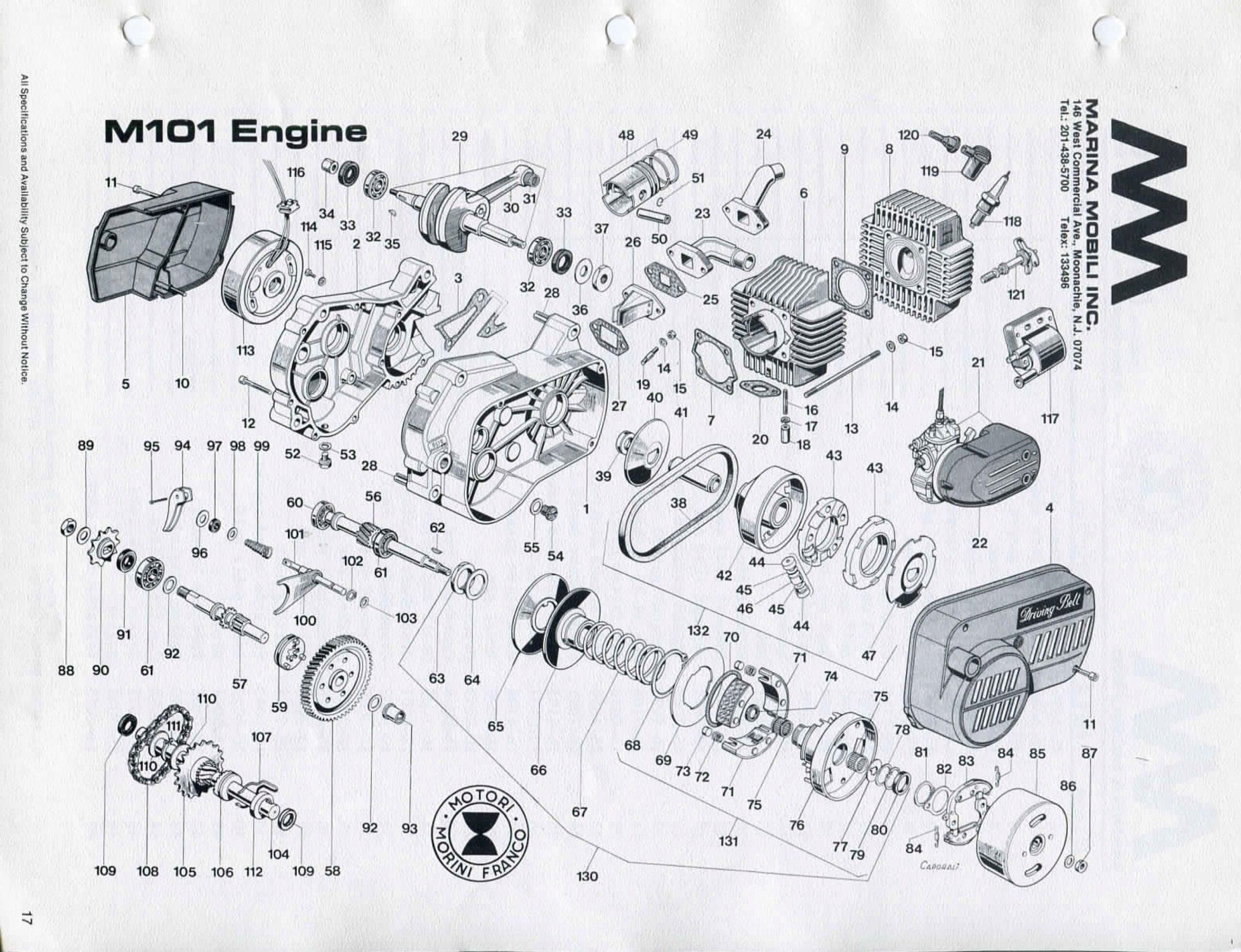 Malaguti Ch 50 de 1984 Franco21