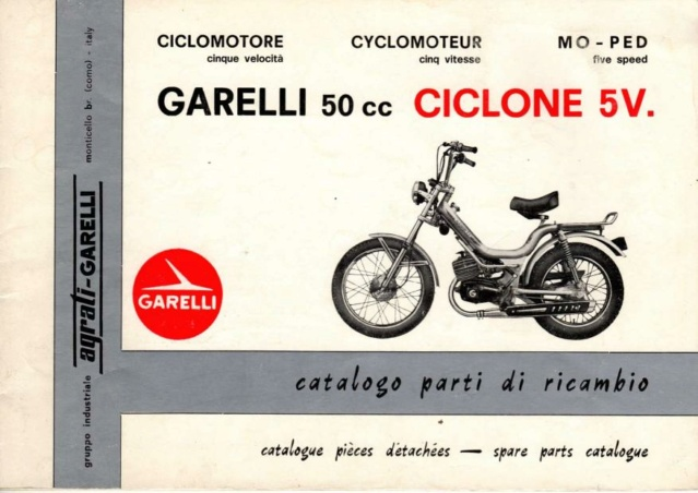 Garelli KL50 Garell25