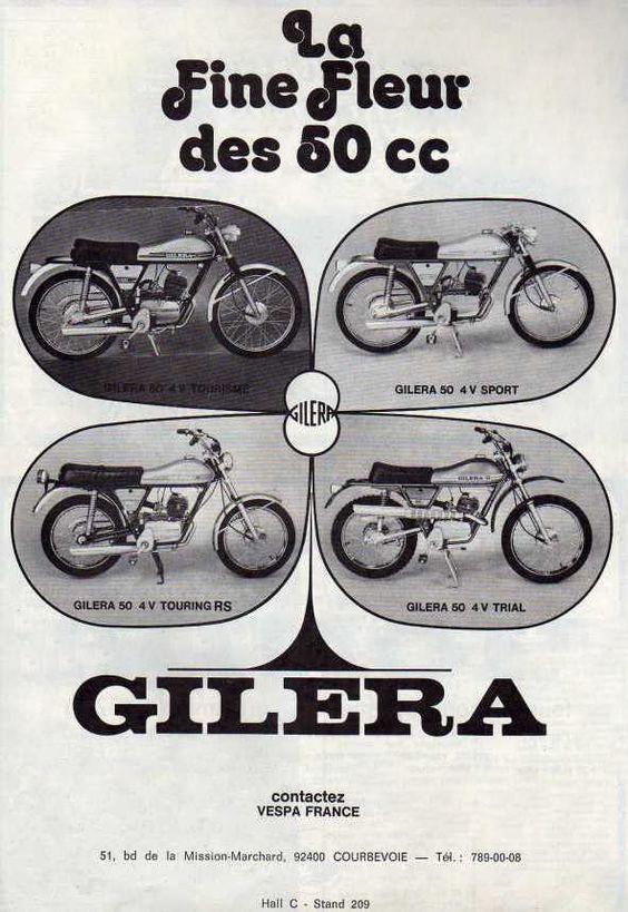 Gilera 50 4V objectif avril 2022 Gilera16