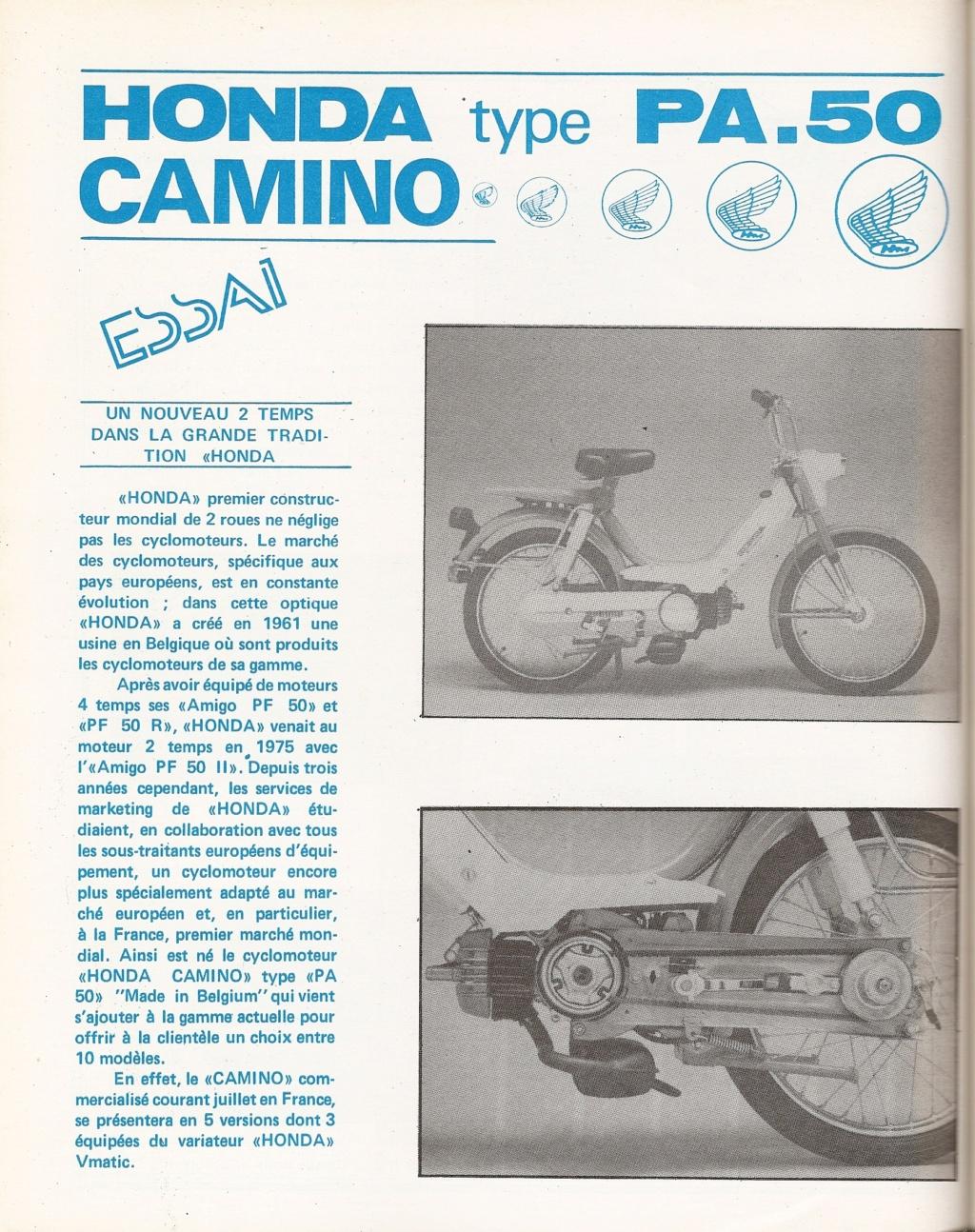 Le petit cyclo made in Japan Honda_16