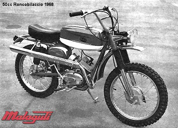 Ma dernière acquisition une Malaguti sportivo cross Malagu32