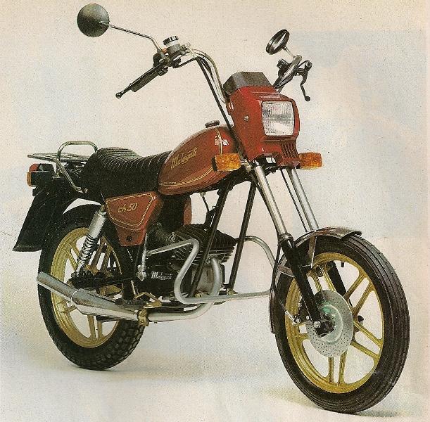 Malaguti Ch 50 de 1984 Malagu36