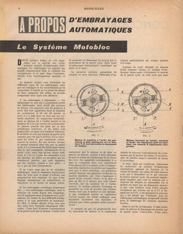 Terromatic Moteur83