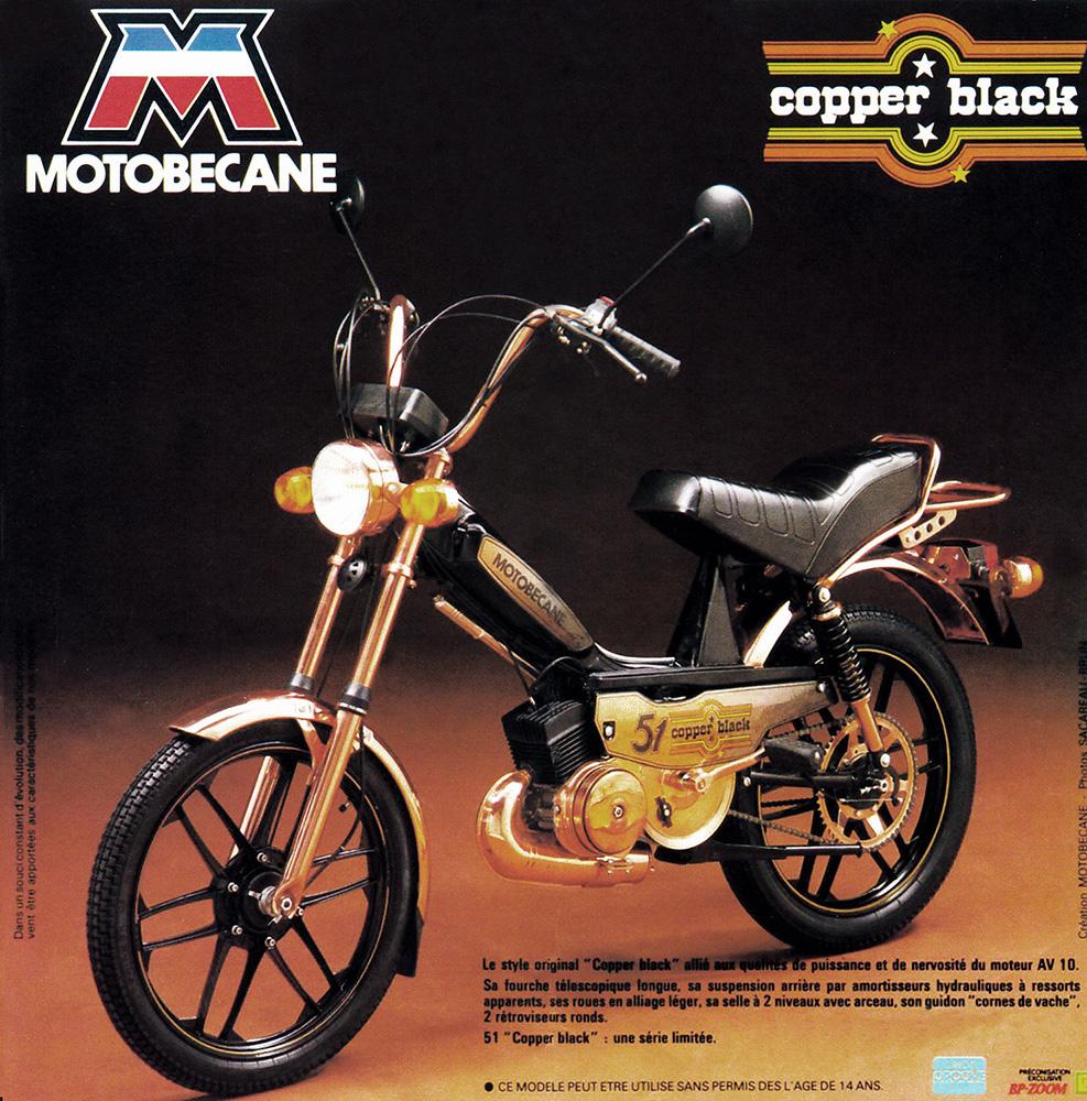 Motobécane 51 Cooper black Motobe76
