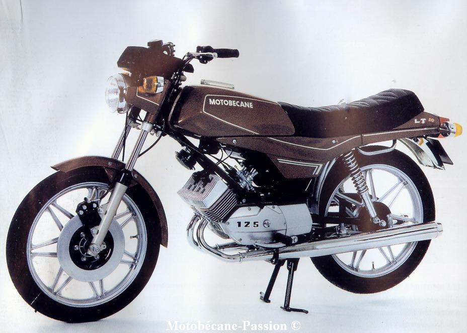 Moto LT1 125 Motobécane - Page 2 Motobe94