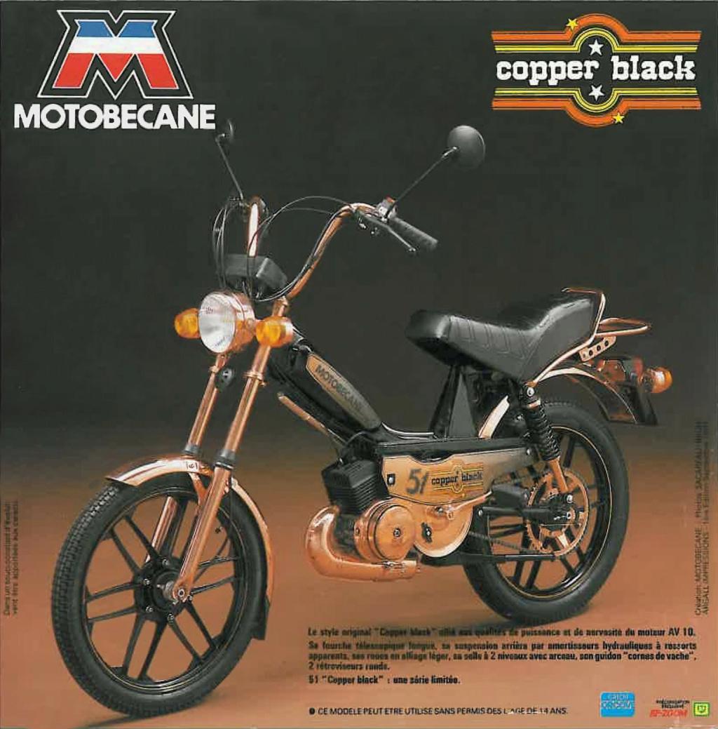 Motobécane 51 Cooper black Motobe96