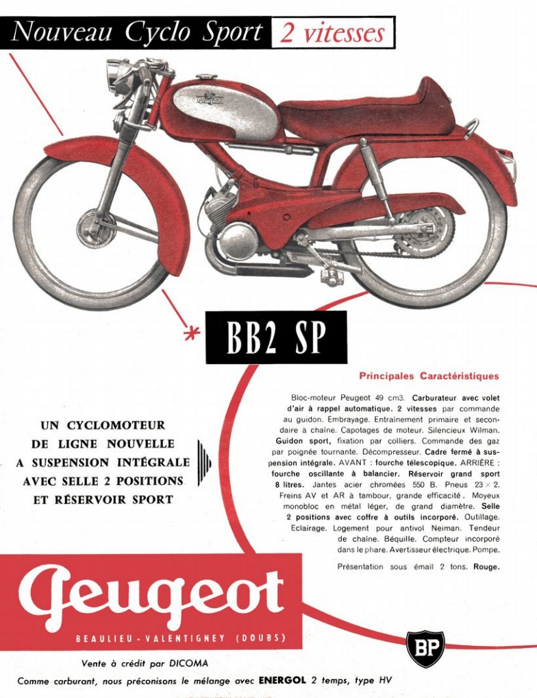 Peugeot BB Terrot Peugeo35