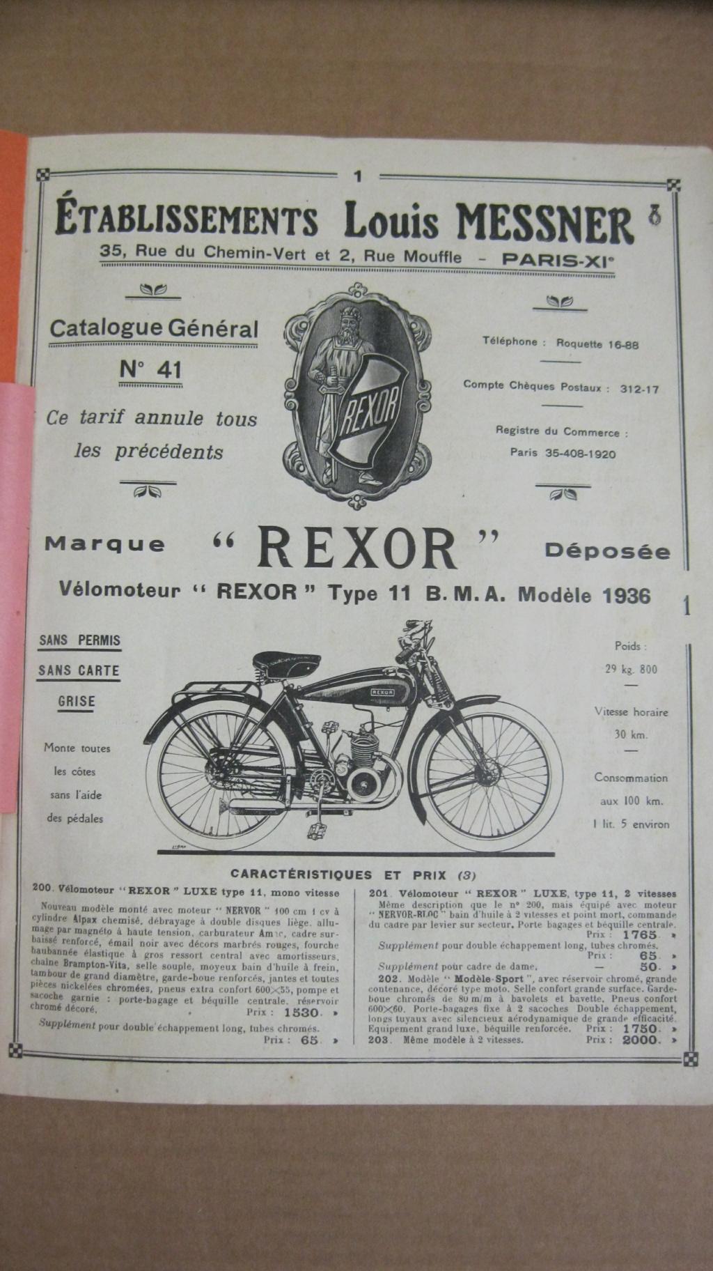 Cyclomoteur REXOR Rexor_10