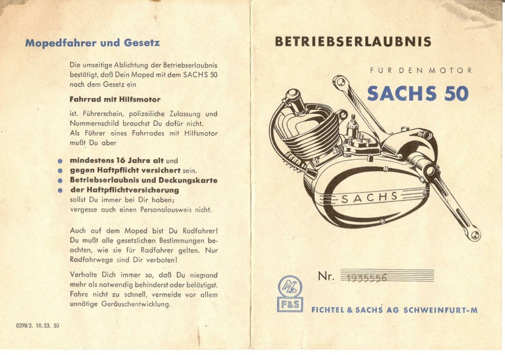 Loyaerts à moteur Sachs Sachs_13