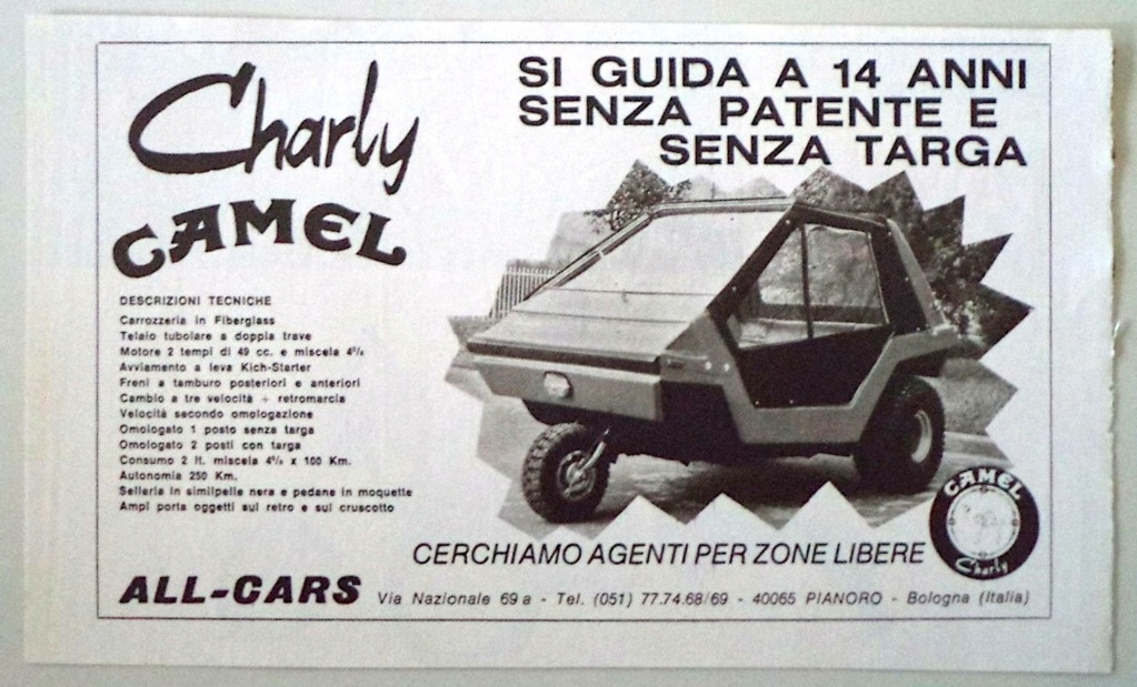 Presentation rénovation d'une voiturette sans permis SNUGGY - CHARLY Snuggy11