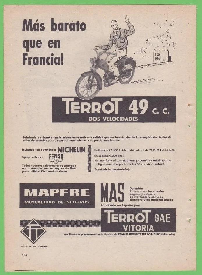 Peugeot BB Terrot Terrot12