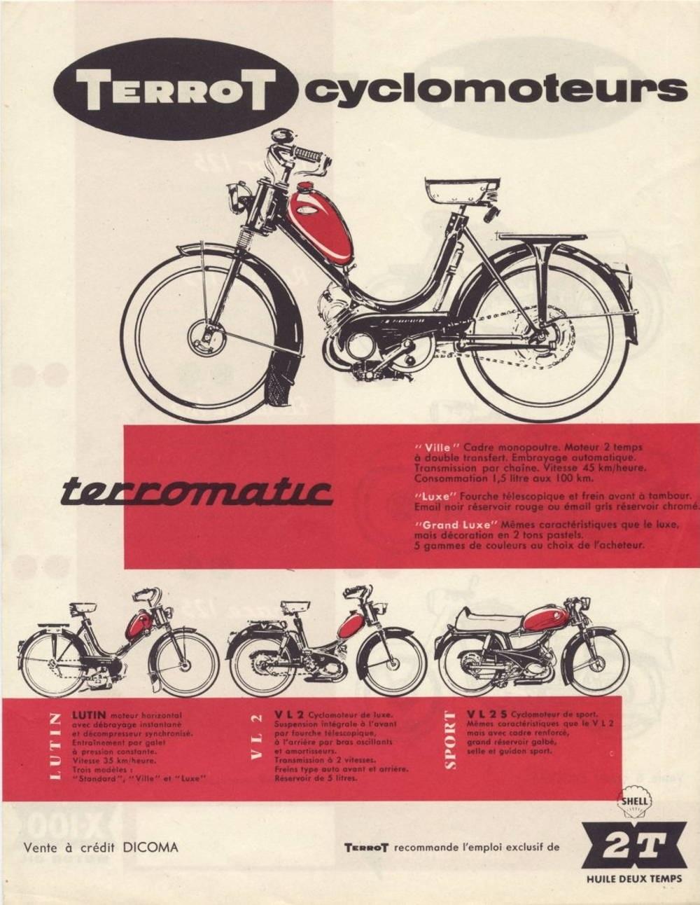 Terrot Terromatic Motobloc 49cc Terrot15