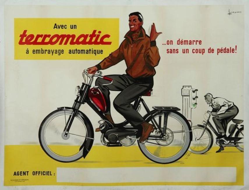 Terrot Terromatic Motobloc 49cc Terrot16