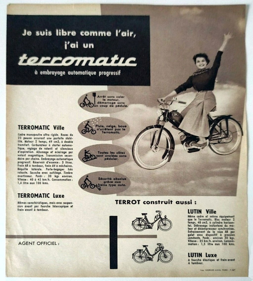 Terrot Terromatic Motobloc 49cc Terrot18