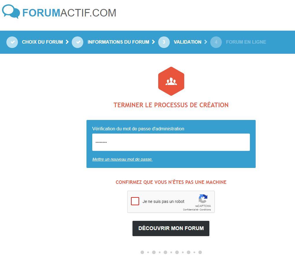 """Importer une sauvegarde d'un forum """"externe"""" Foruma10"""