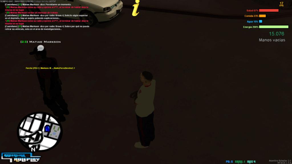 [Reporte] Leonel Romero - Abuso de facción, Abuso de comandos de staff - NIP - Troll  y Evasión de rol. D11