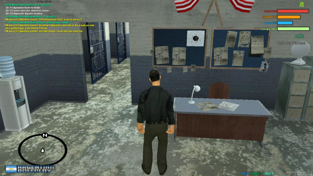 [Reporte] staff Kevin Scluka iOOC/toxicidad OOC y staff  Valentino Gomez jail mal dado. Mta-sc40
