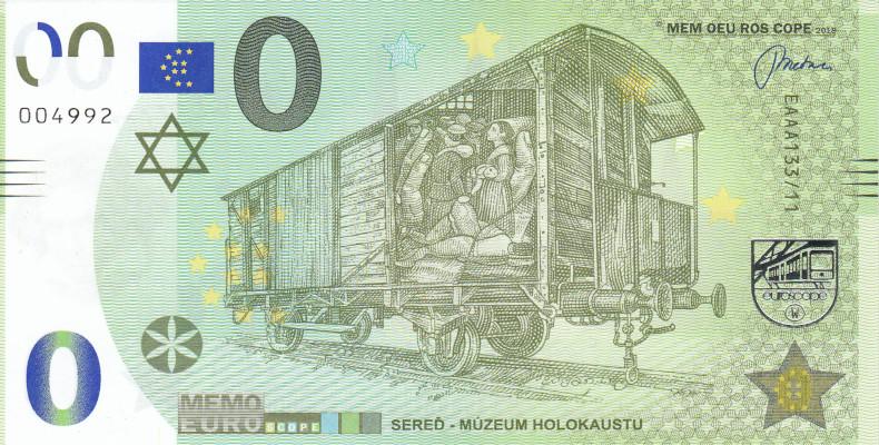 Liste codes Memo Euro scope [100 à 199] 133_1110