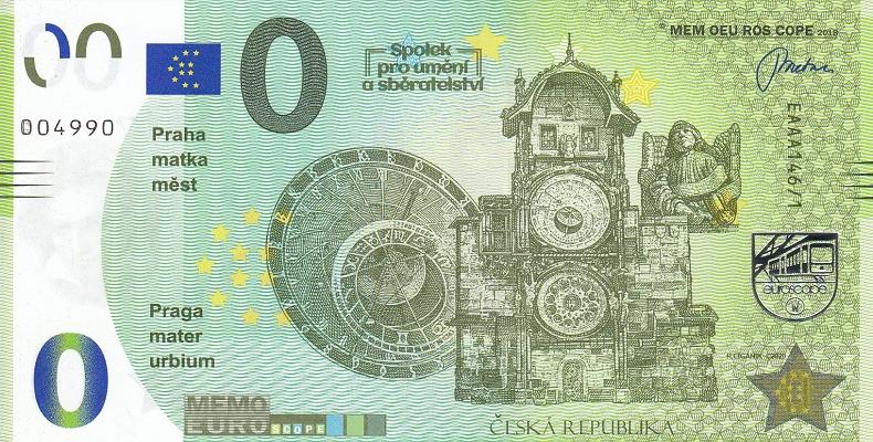 Liste codes Memo Euro scope [100 à 199] 146110