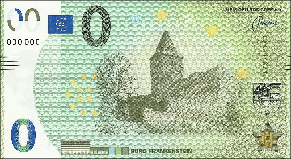 Liste codes Memo Euro scope [100 à 199] 14810