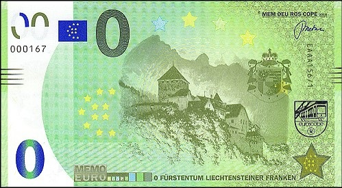 Liste codes Memo Euro scope [100 à 199] 15610
