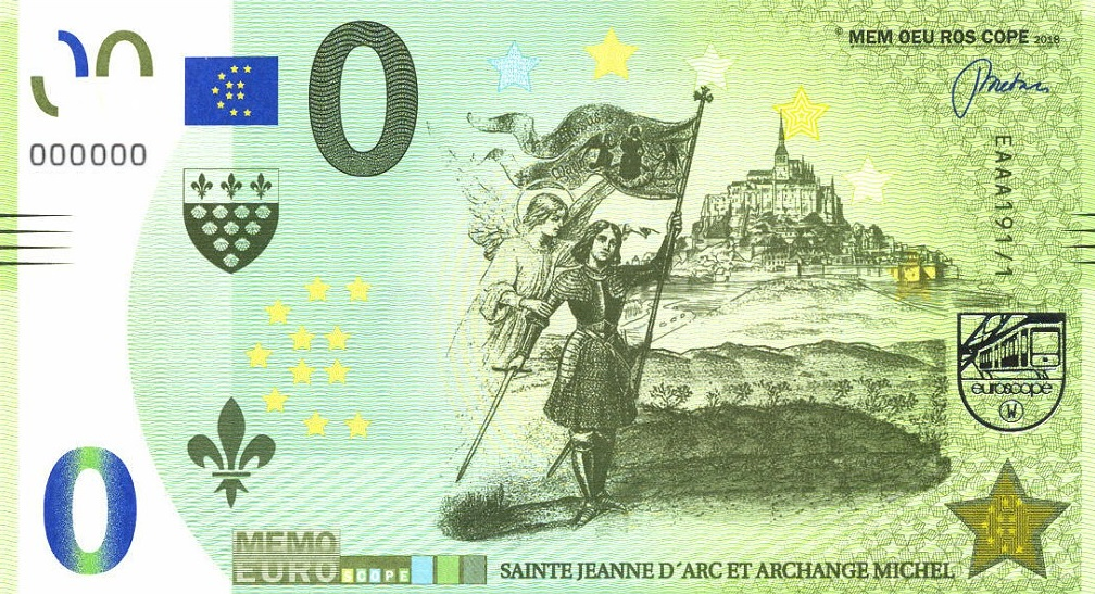 Liste codes Memo Euro scope [100 à 199] A19110