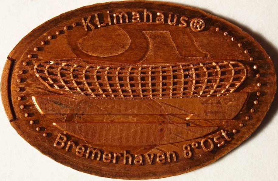 Bremerhaven  [Klimahaus XEDW / MES012 / MES079 / MES125] B111