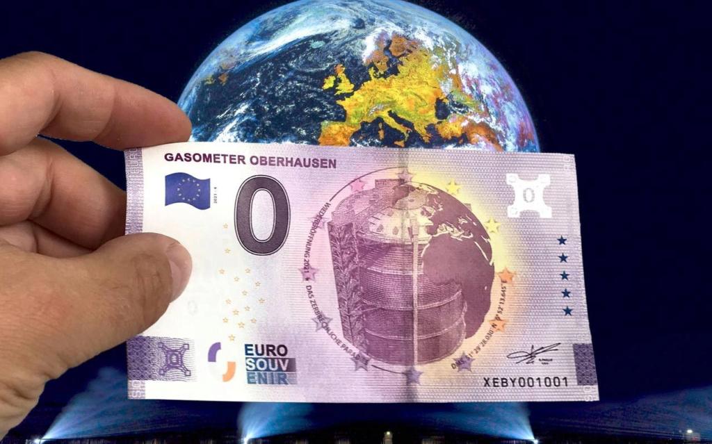 Billets souvenirs 2021  By10