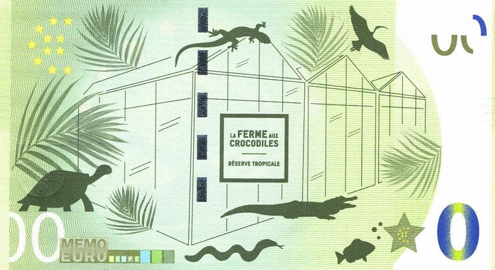 Liste codes Memo Euro scope [100 à 199] Croc10