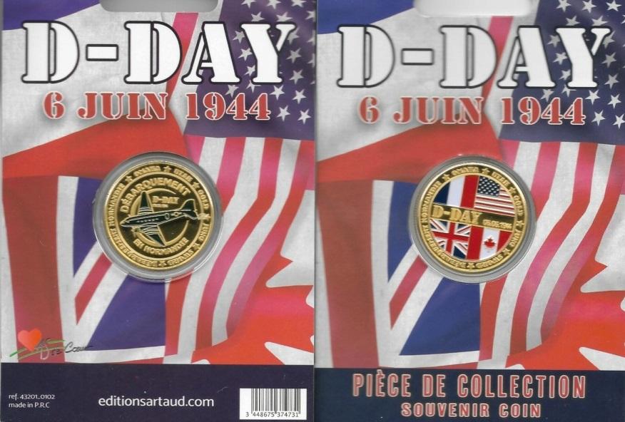 D-DAY - JOUR-J Dday10