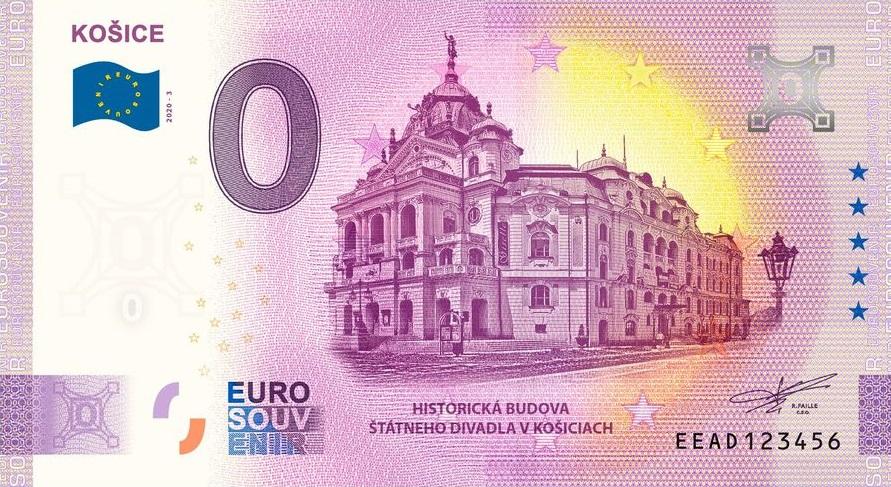Billets souvenirs 2020 Eead10