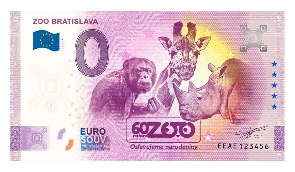 Billets souvenirs 2020 Eeae10