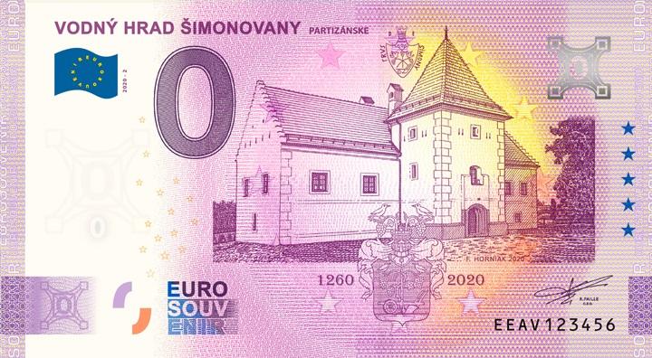 Billets souvenirs 2020 Eeav10