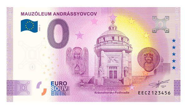 Billets souvenirs 2020 Eecz210