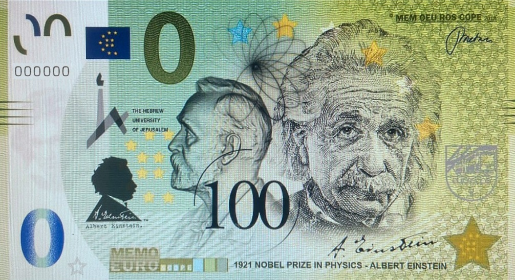 Liste codes Memo Euro scope [100 à 199] Einste10