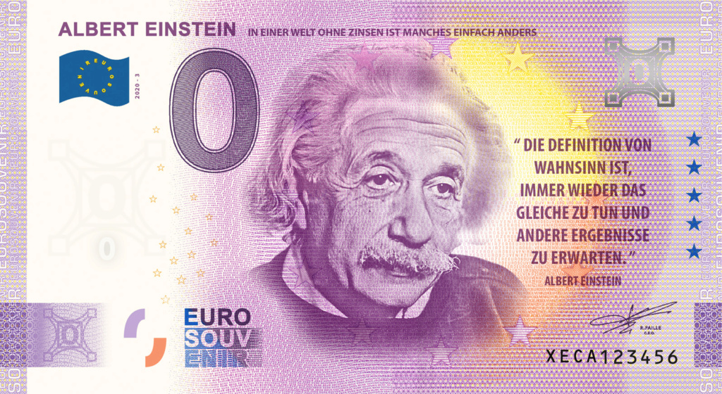 Billets souvenirs 2020 Fra_de10