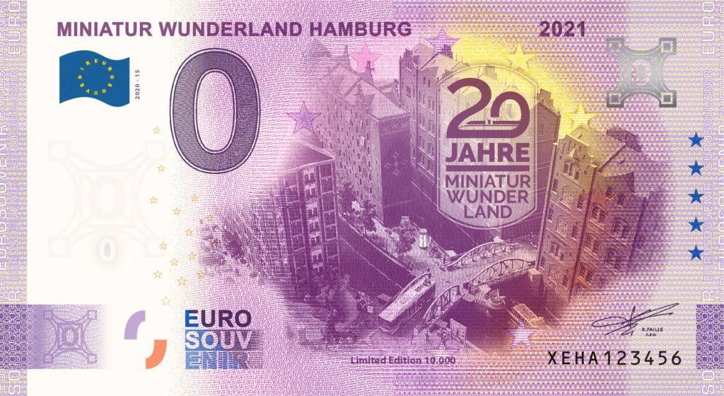 Billets souvenirs 2020 Fra_de22